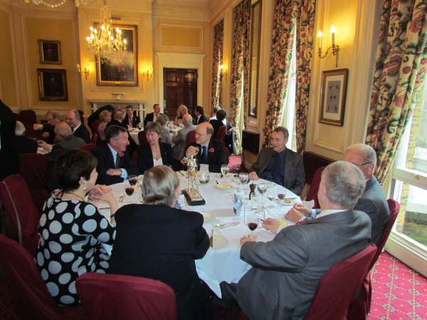18th Annual Olivetti Reunion Lunch, London